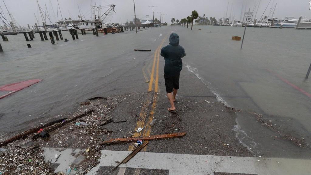 Meteorologist: Hanna's danger has not passed