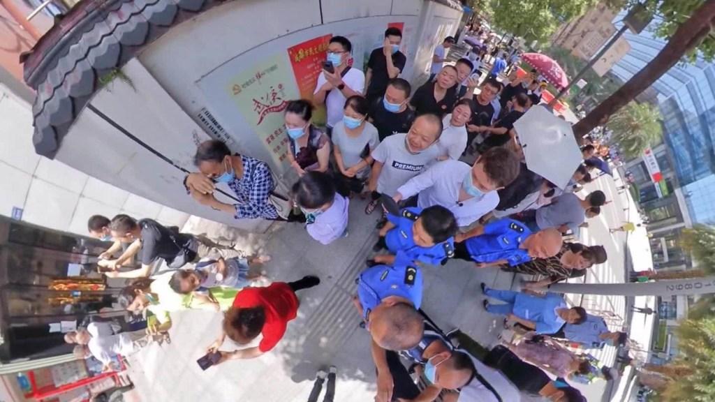 Consulate closure in Chengdu, sudden tourist attraction