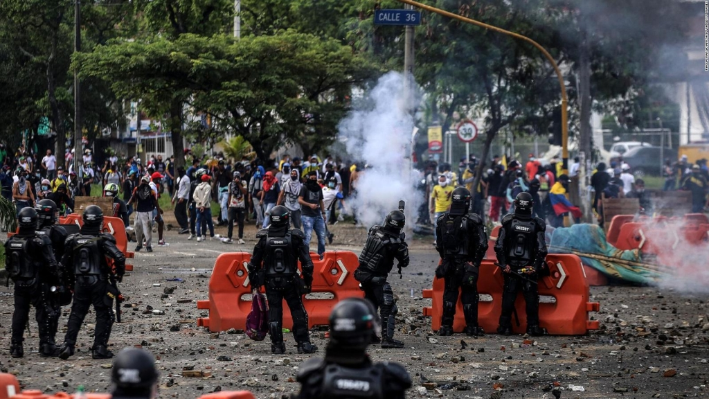 AI: Duque must show that he wants to end the repression