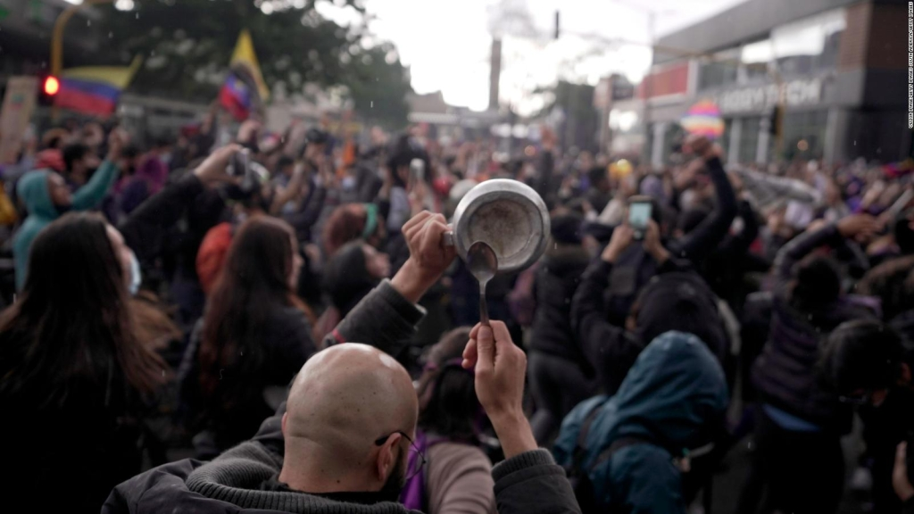 Protests in Colombia, a symptom of deeper differences