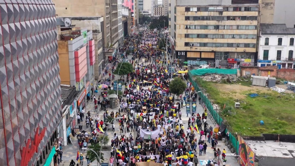 Francisco Maltés Tello: The strike continues in Colombia