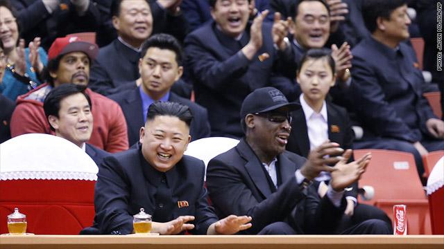 Qué va a hacer Dennis Rodman en Corea del Norte? – CNN