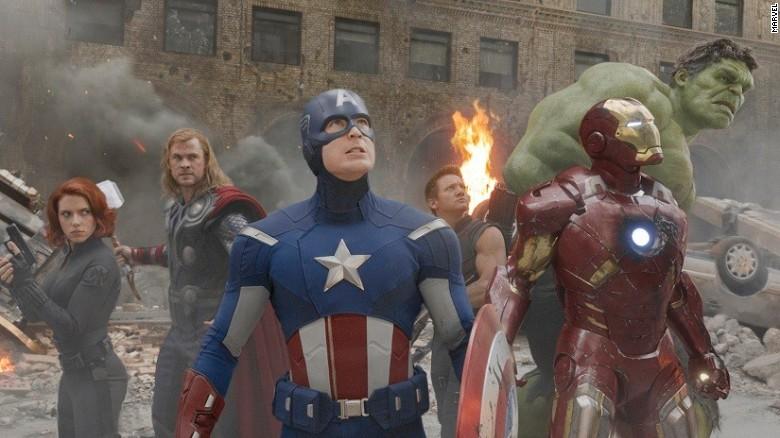 Marvel Luz Thor William Hulk Emerson Y Otros Nombres De Colombianos Inspirados En Los Avengers Cnn