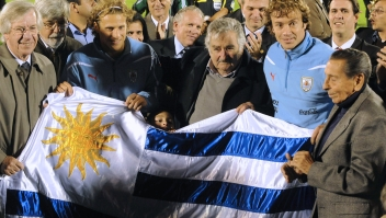 Mujica y Forlan