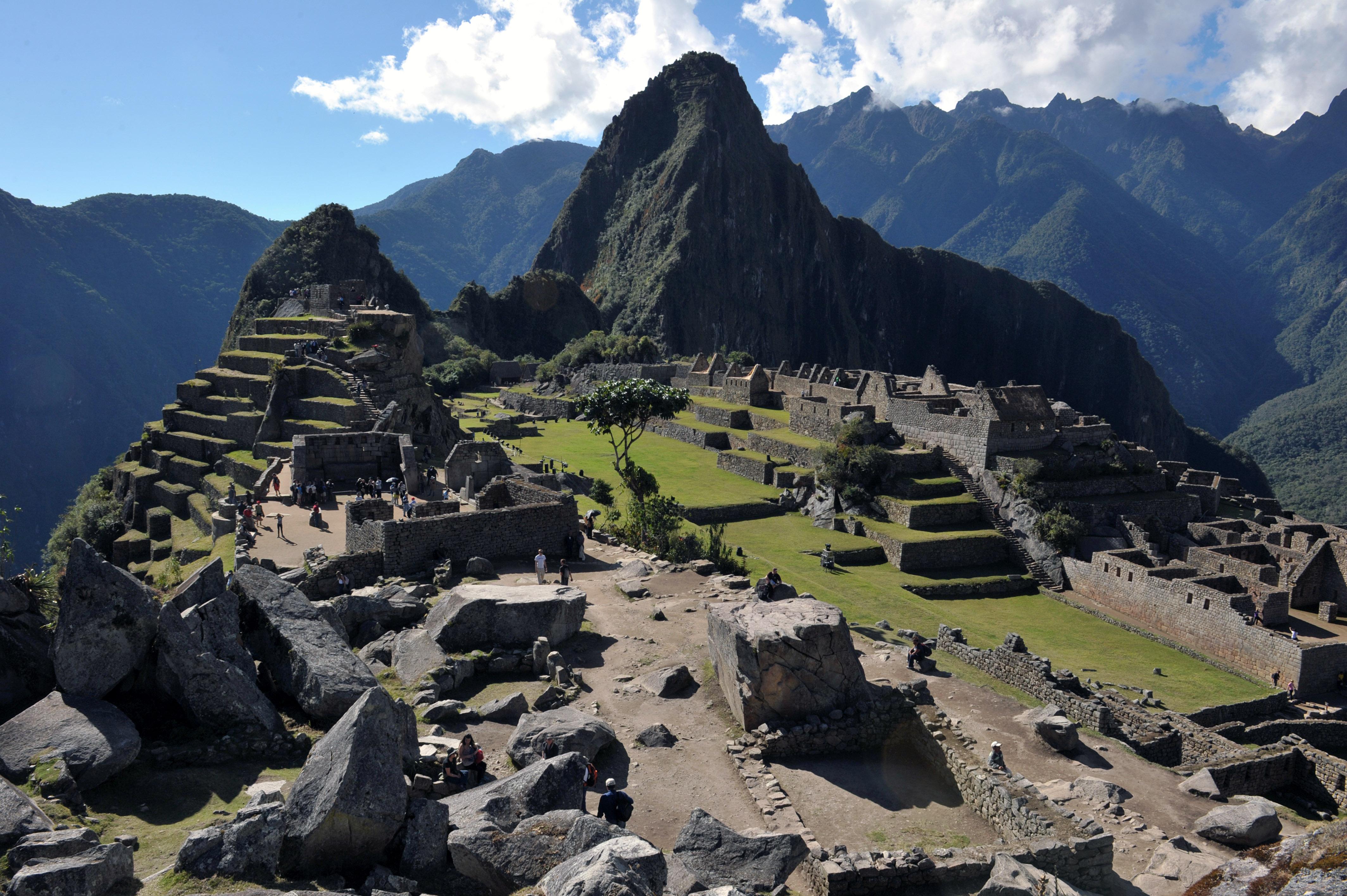 Por Qué Machu Picchu Es El Lugar Más Interesante Del Mundo Cnn
