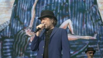 Joaquín Sabina es uno de los músicos que se ha unido (Crédito: Julio Cesar Aguilar/AFP/Getty Images)
