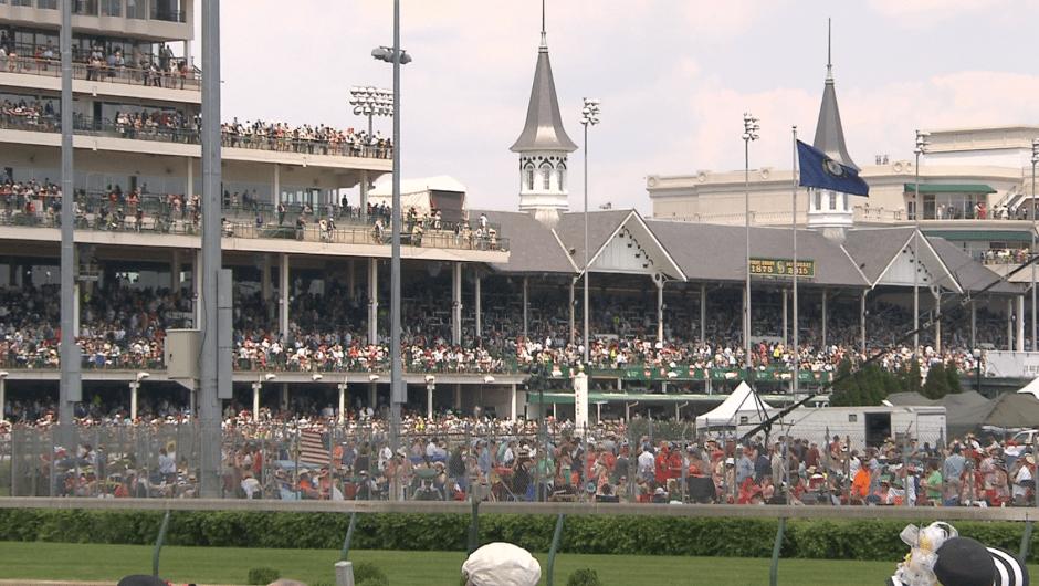 Una mirada exclusiva al Kentucky Derby.