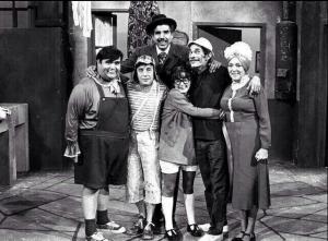 El comediante hizo parte de uno de los elencos más queridos por muchas generaciones, la del popular 'Chavo del 8'. (Crédito: Twitter/Rubén Aguirre)