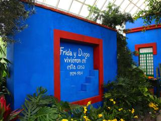 La Casa Azul De Frida Kahlo Aterriza En Nueva York Cnn