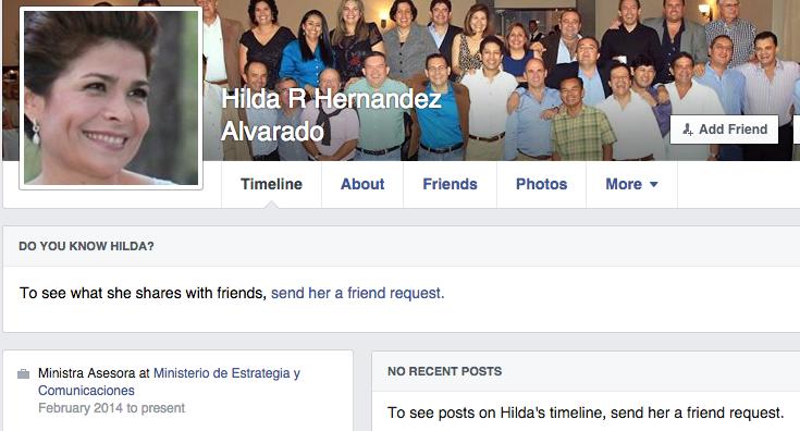 hilda hernandez facebook