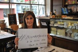 Mirta Tundis es diputada nacional y fue víctima de violencia de género por parte de su esposo hace más de 30 años. (Crédito:CNN/Iván Pérez Sarmenti)