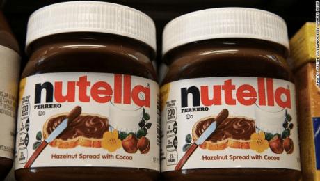 Ministra Francesa Pide Boicot Contra La Nutella Porque Daña El Medio Ambiente Cnn