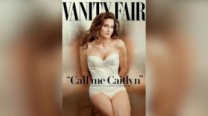Caitlyn Jenner se presentó ante el mundo en una portada de 'Vanity Fair' (Crédito: Vanity Fair)