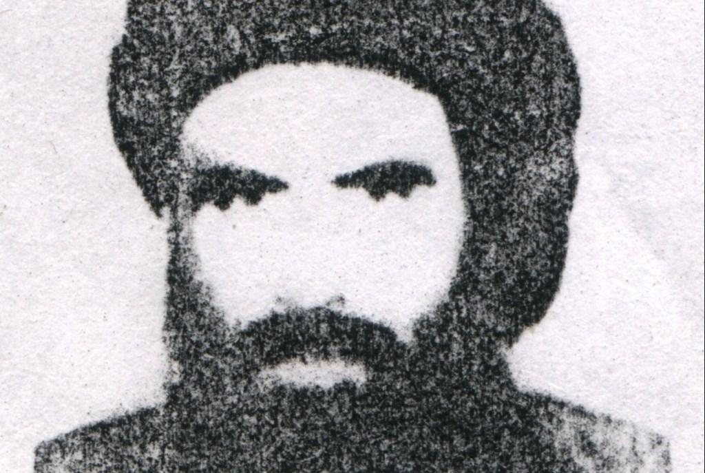 El líder talibán mullah Omar en una fotografía sin fecha definida.