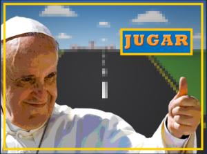 El papa Francisco nos invita a jugar 'Papa Road', un juego inventado por desarrolladores paraguayos. (Crédito: Super Duper Games)