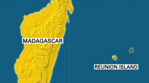 La Isla de La Reunión es un territorio de ultramar francés en el océano Índico, cerca de Madagascar, en África.