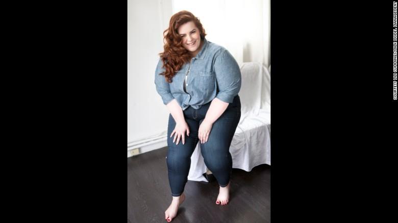 Tess Holliday es una de las mujeres #Curvy de Instagram