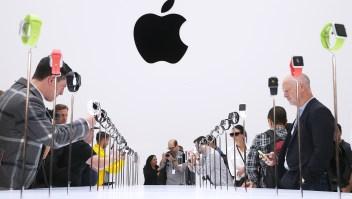 El Apple Watch no parece atraer tanto interés como otros productos de la compañía (Crédito: Justin Sullivan/Getty Images)