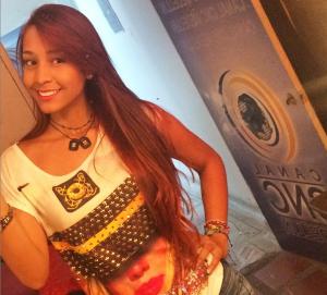 Juliana ya había viajado anteriormente a China a comprar mercancía para comercializar en Colombia. (Crédito: Instagram/@juli_lopezs)