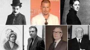 Entre los artistas que fueron nominados para el billete de £20: Charlie Chaplin, Alexander McQuenn, Beatrix Porter, Madame Marie Tussaud, Francis Bacon, Laurence Olivr y Alfred Hitchcock