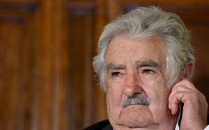 """El expresidente Pepe Mujica hizo una serie de confesiones sobre política regional en su libro """"Una oveja negra en el poder"""", de los autores uruguayos Andrés Danza y Ernesto Tulbovitz. (Crédito: TIZIANA FABI/AFP/Getty Images)"""