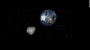 El día del asteroide, un día organizado por un grupo de notables científicos, astronautas y ciudadanos para educar a la comunidad global sobre la potencial amenaza de los asteroides.