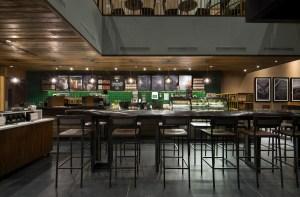 Interior de al tienda Starbucks Panamá. (Crédito: Cortesía/FTP Edelman)