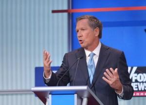 Para Kasich el debate fue una ventana para darse a conocer(Crédito: MANDEL NGAN/AFP/Getty Images)