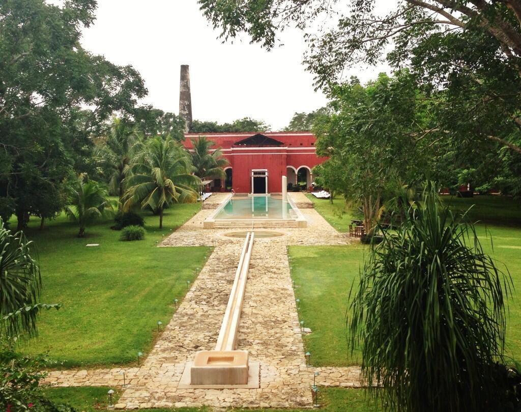 Uno de los lugares en Yucatán frecuentado por Mario González. (Crédito: Mario González/CNN)