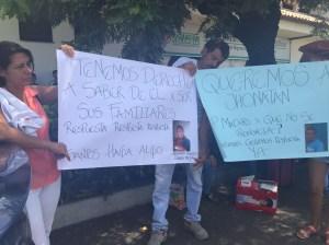 Miriam Mejía y Ricardo García, padres de Jonathan Alexis Correa, piden que les devuelvan a su hijo. (Crédito: CNN/MVL)