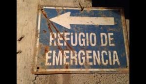 Refugio de emergencia