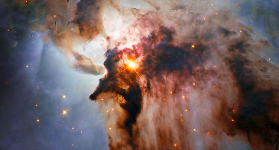 El telescopio Hubble capta imagen del corazón de la nebulosa de la Laguna |  CNN
