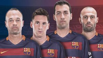 Mascherano será el cuarto capitán del FC Barcelona esta temporada. Crédito: FC Barcelona