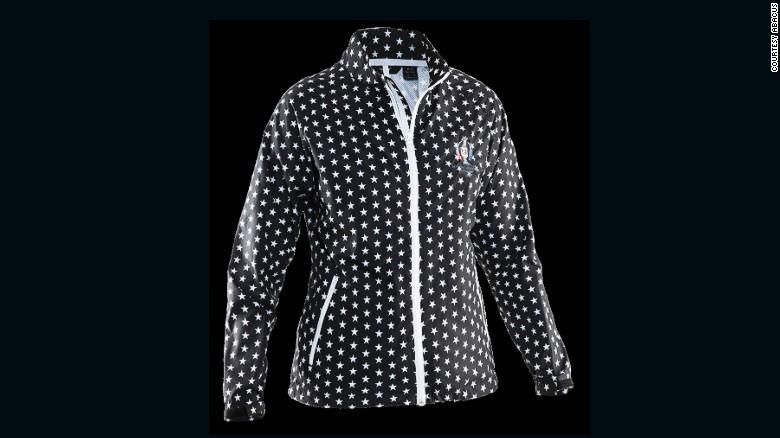 La chaqueta que será usada por el equipo europeo durante la Copa Solheim 2015. (Crédito: Abacus)