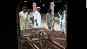 Villagers pakistan