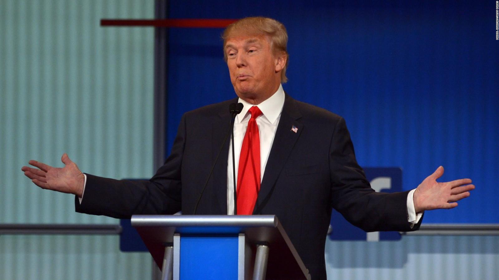 Trump habló sobre migración una vez más y ratificó su severa posición sobre este tema.