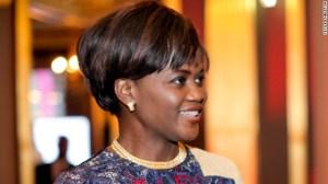 Bimpe Nkontchou, especialista nigeriana asesorando millonarios.