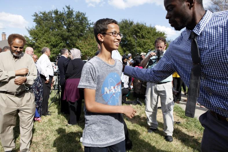 Mohamed recibió felicitaciones y muestras de apoyo luego de que su caso se diera a conocer a nivel nacional (Ben Torres/Getty Images).