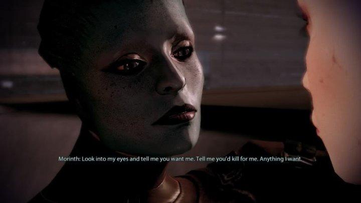 "Romance de pareja del mismo sexo en ""Mass Effect"""