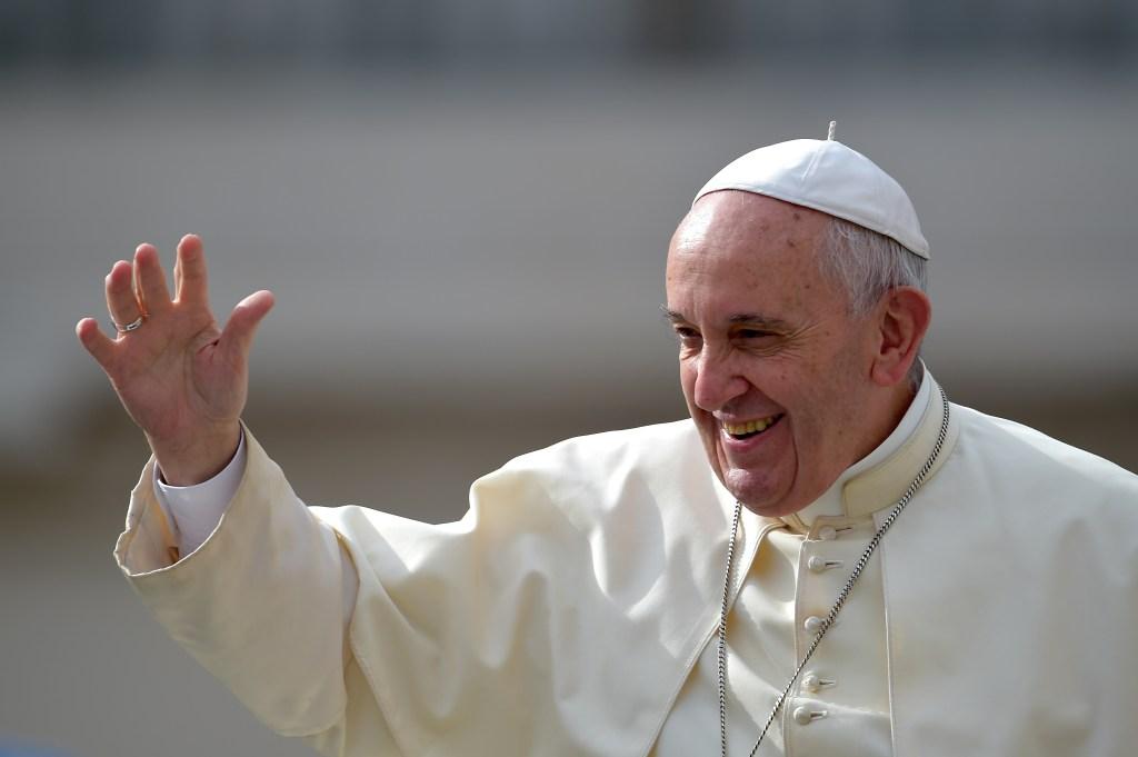 El papa Francisco estará en Cuba y en Estados Unidos desde el 19 de septiembre hasta el 24 de ese mes. (Crédito: VINCENZO PINTO/AFP/Getty Images)