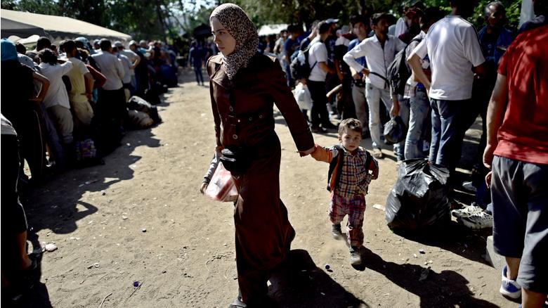 Crisis migratoria Europa