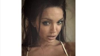 Chelsea Marr La doble escocesa de Angelina Jolie