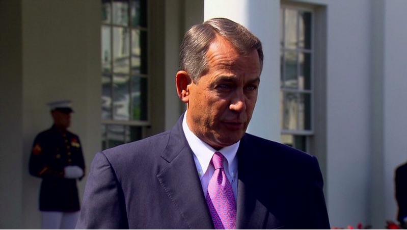 John Boehner renuncia
