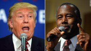 Donald Trump y Ben Carson amenazaran con no participar en el debate organizado por CNBC si no se limitaba a solo dos horas.