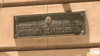 Stiuso Nissman Justicia Argentina Inteligencia