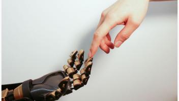 CRean piel artiifical que puede devolver la sensación