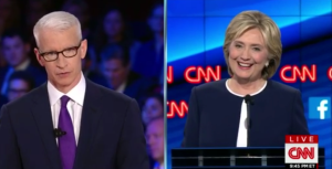 Cooper and Clinton