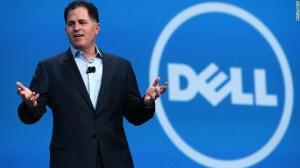 Michael Dell, propietario de la compañía de tecnología Dell. Con la nueva adquisición, Dell se perfila como una de las más grandes compañías de soluciones informáticas para empresas.