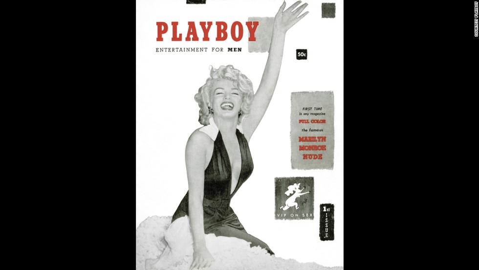 Playboy Marilyn Monroe
