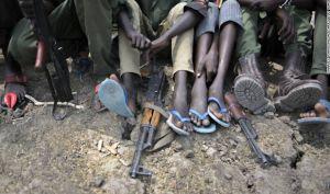 La violencia en Sudán del Sur se incrementó desde 2013 por el enfrentamiento entre tribus.